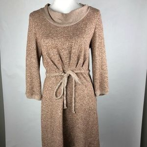 [saturday sunday] Anthropologie brown dress cl300